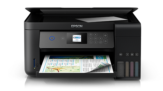 Picture of Epson EcoTank L4160 Wi-Fi Duplex Multi function Ink Tank Printer