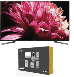 Picture of Sony LED KD-75X9500G+Smart Home Kit