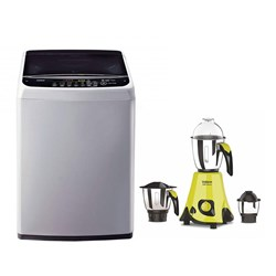 Picture of 6.2 Kg Fully Automatic Washing Machine+3 Jar Mixer Grinder