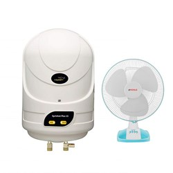 Picture of 15 Ltrs Storage Water Heater+Table Fan