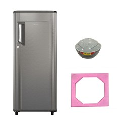 Picture of 200 Ltrs Refrigerator+Stabilizer+Fridge Stand