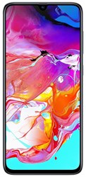 Picture of Samsung Galaxy A70 (Black,6GB RAM,128GB Storage)