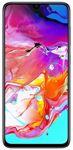 Picture of Samsung Galaxy A70 (White,6GB RAM,128GB Storage)