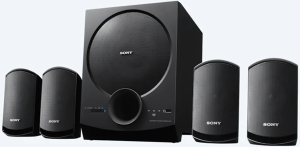 Picture of SONY HT SA-D40