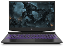 "Picture of HP Laptop Gaming Pavilion 15-DK0052TX(Ci7-9750H-12GB-1TB-512GB SSD-Win10-NVIDIA® GeForce® GTX 1660Ti 6GB Graphics-15.6""FHD)"