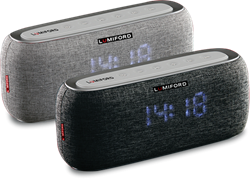 Picture of Lumiford Bluetooth Speaker Digi Clock 3 IN 1
