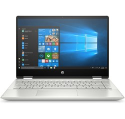 "Picture of HP Pavilion X360 -14-DH1025TX (10th Gen i5-10210U- 8GB-1TB HDD +256GB SSD-W10-H&S-MX 130 2GB-14"" FHD-FPR)"