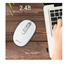Picture of Portronics Wireless Mouse with 2.4GHZ Grey POR 016, Picture 2