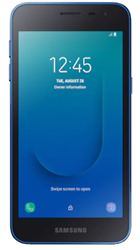Picture of Samsung Mobile J260GZBI Galaxy J2 Core 1GB RAM, 16GB Storage,Blue