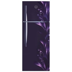 Picture of Godrej 290Lites RT EONVIBE 306B 25 HCF Silky Purple  Double Door Refrigerator