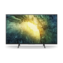 "Picture of Sony 49"" KD-49X7500H  4K UHD Smart Android LED TV"