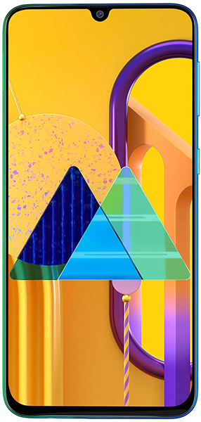 Picture of Samsung Mobile M307FZBH Galaxy M30S (Blue, 4GB RAM, 128GB Storage)
