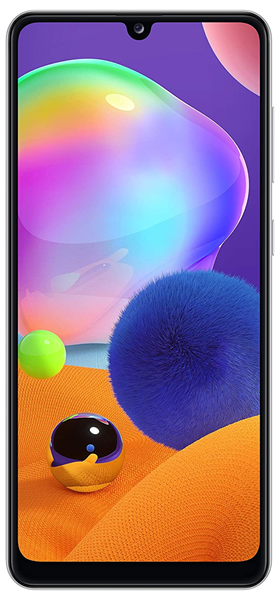 Picture of Samsung Mobile A315FZWW Galaxy A31 (White, 6GB RAM,128GB Storage)