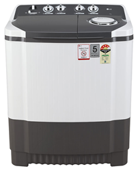Picture of LG 7 Kg P7020NGAY Semi Automatic Washing Machine
