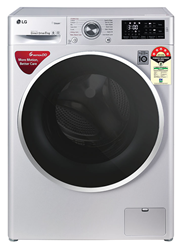 Picture of LG 8kg FHT1208ZNL Front Load Washing Machine with Steam™ Technology