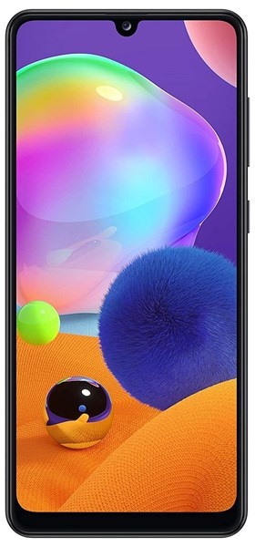 Picture of Samsung Mobile A315FZKW Galaxy A31 (Black,6GB RAM,128GB Storage)