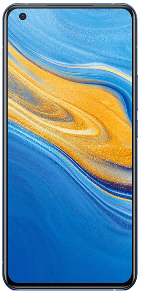 Picture of Vivo Mobile X50,Frost Blue,8GB RAM,128GB Storage
