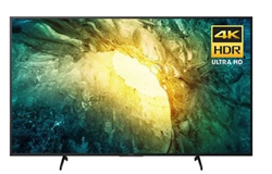 "Picture of Sony 43"" KD-43X7500H  4K UHD Smart Android LED TV"