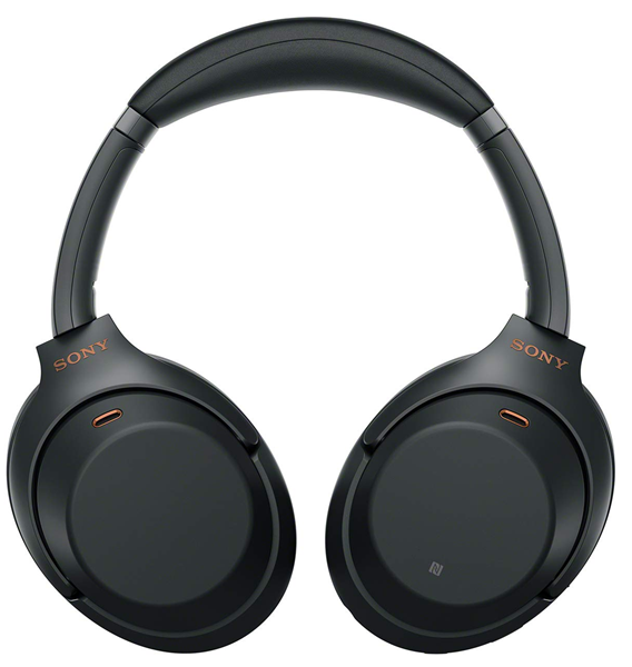 Picture of Sony Bluetooth Boom Headset WH 1000XM3BMIN