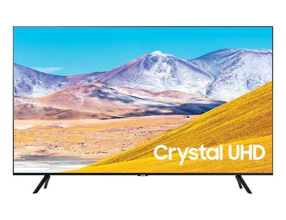 "Picture of Samsung 50"" UA50TU8000 4K Smart Crystal UHD LED TV"