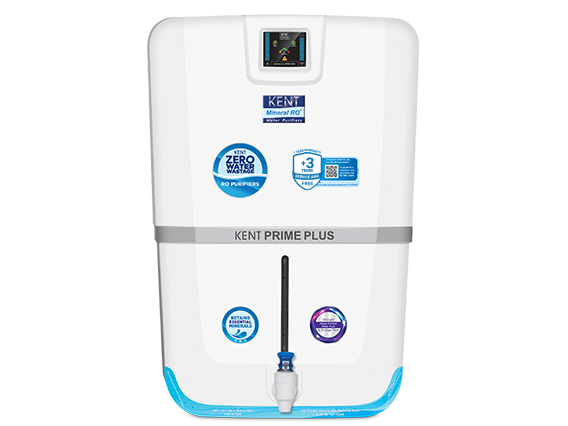 Picture of Kent Prime Plus ZWW Mineral RO 9 Litres Water Purifier