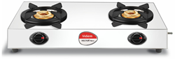 Picture of Vidiem 2 Burner Stove Vector Nero