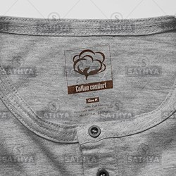 Picture of T-shirt Label logo Clothing (ststlbg35_1a2920)