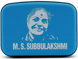Picture of Saregama Carvaan Mini M.S.Subbulakshmi Tamil