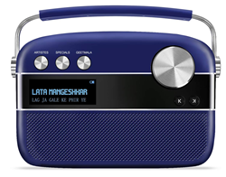 Picture of Saregama Carvaan Premium Royal Blue Hindi