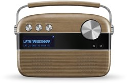 Picture of Saregama Carvaan Walnut Brown,Oak wood Brown, Hindi