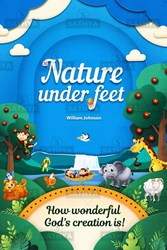 Picture of Nature Under Feet  stsgdbc38_s2320