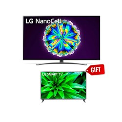 "Picture of LG 55"" 55NANO86 4K NanoCell TV+GIFT LG 43"" 43LM5600 Smart FHD LED TV"