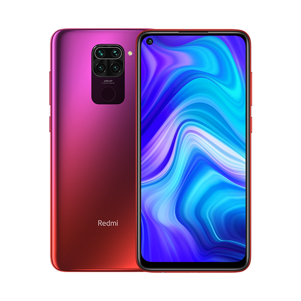 Picture of Xiaomi Mobile Redmi Note 9 (Scarlet Red,6GB RAM,128GB Storage)