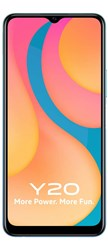 Picture of Vivo Mobile Y20 (Purist Blue,4GB RAM,64GB Storage)