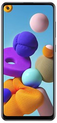 Picture of Samsung Galaxy Mobile A21S (Silver ,6GB RAM, 128GB Storage)