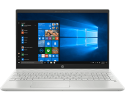 Picture of HP Laptop Pavilion CS3006TX CI5 1035G1 8GB 1TB 256GB SSD 2GB MX250 W10 MSO H S 15.6 inch
