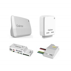 Picture of Oakter Smart Home Kit (Home Hub+Quadra+Duo+Smart Box 25AMP)