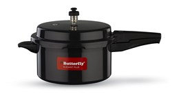 Picture of Butterfly 3Litres Elegant Plus Induction Bottom Pressure Cooker
