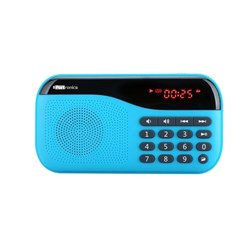 Picture of Portronics Plugs Portable Speaker Blue POR 142