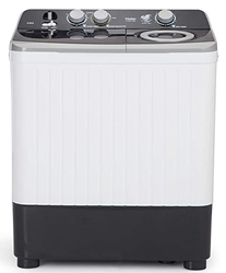 Picture of Haier 7Kg HTW70 186S Semi Automatic Washing Machine