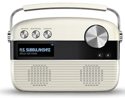 Picture of Saregama Carvaan Regular Porcelain White Tamil/Hindi