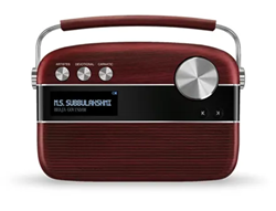 Picture of Saregama Carvaan Regular Cherry Red Tamil/Hindi