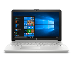"Picture of HP Pavilion 15-DA0327TU (CI3-7100U-4 GB-1 TB HDD-W10 MSO -Intel HD Graphics-15.6"" FHD/NS"